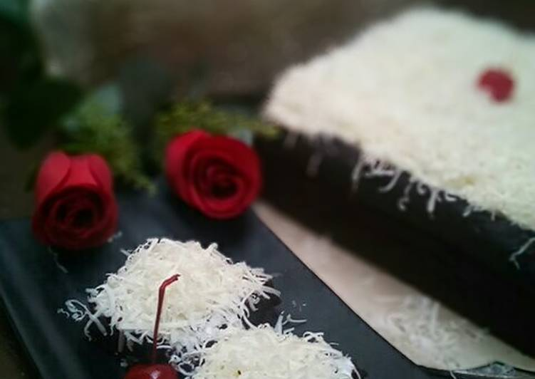 Resep Cake coklat yg moist bgt,,,no mixer
