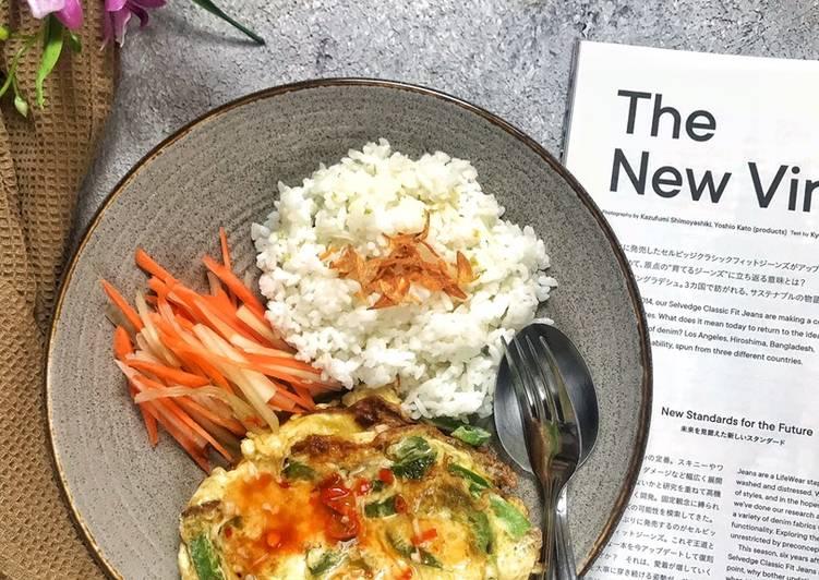 Resep Omelette Paprika -Sambal Bangkok