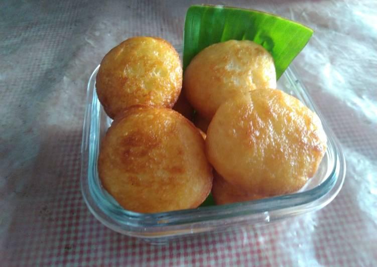 Resep Roti Goreng Mini