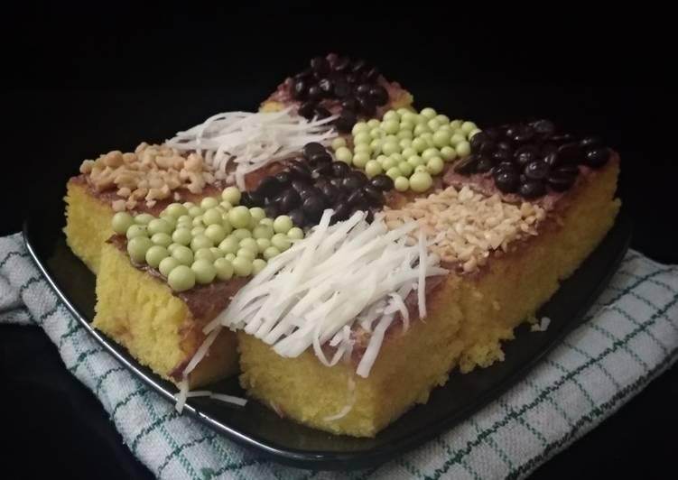 Resep Corn Cake