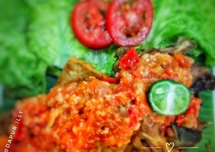 Resep Ayam sambel cobek