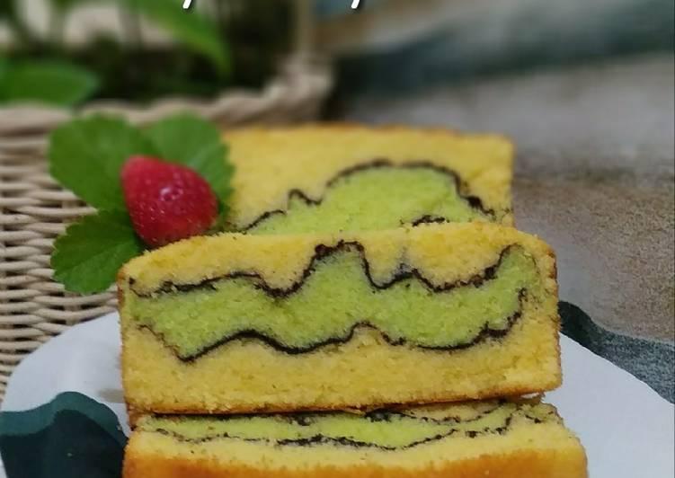 Resep Topo Map Cake