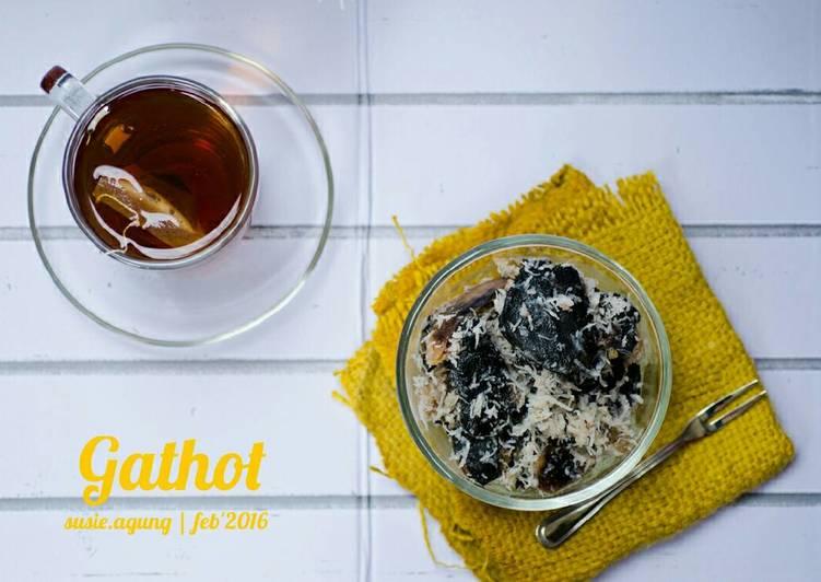 Resep Gathot
