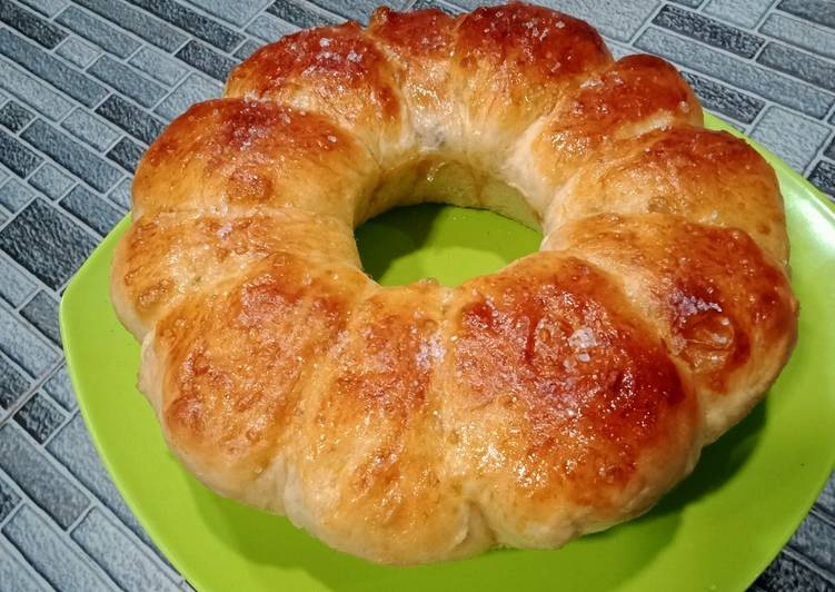 Resep Roti Sobek