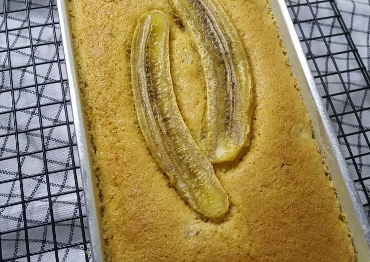 Resep Bolu pisang super lembut