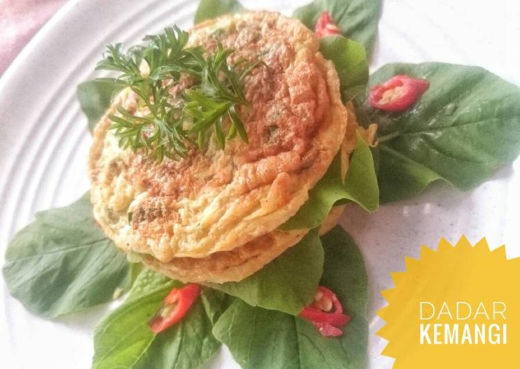 Resep Telur dadar kemangi #5hari