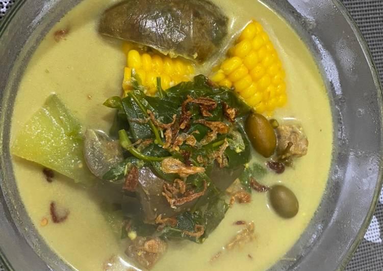 Resep Lodeh Kuning