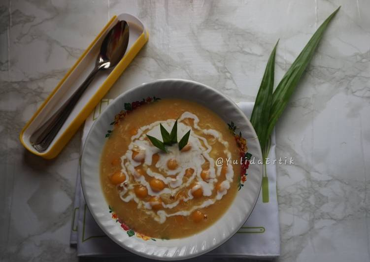 Resep Hintalu Karuang Ubi Orange