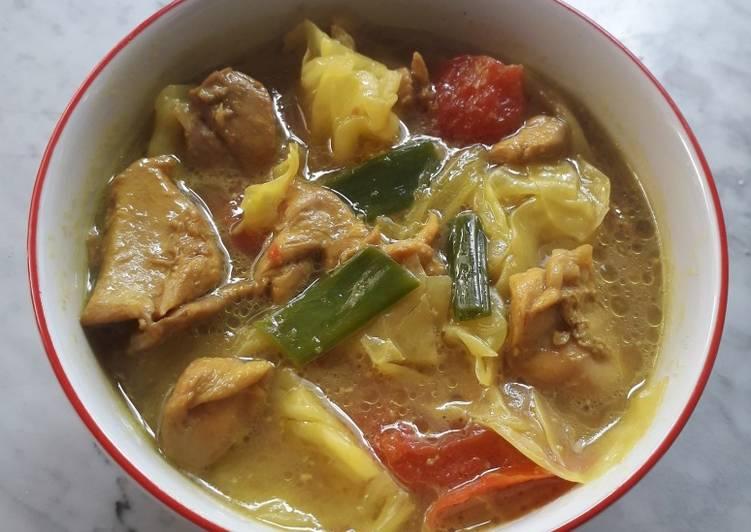Resep 15#Tongseng Ayam