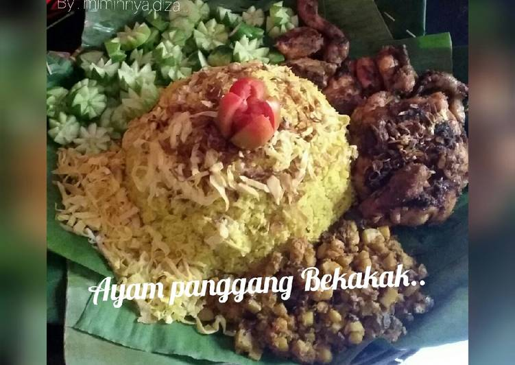Resep Ayam panggang bekakak (happycall)