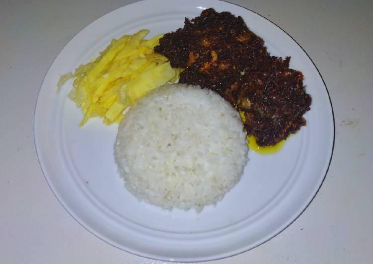 Resep #Ayam Bumbu Madura