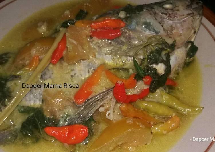Resep Ikan mujair kuah kuning