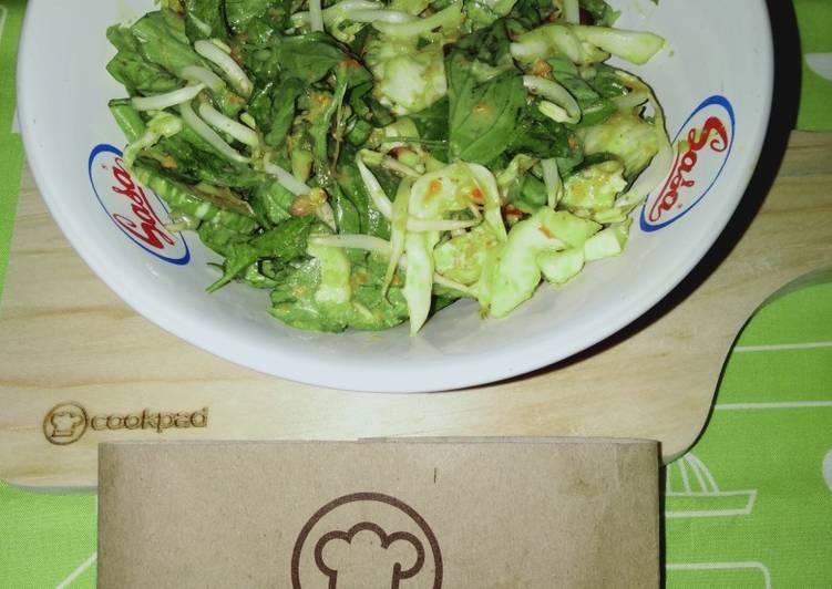 Resep 1Karedok Sayuran by Uliz Kirei