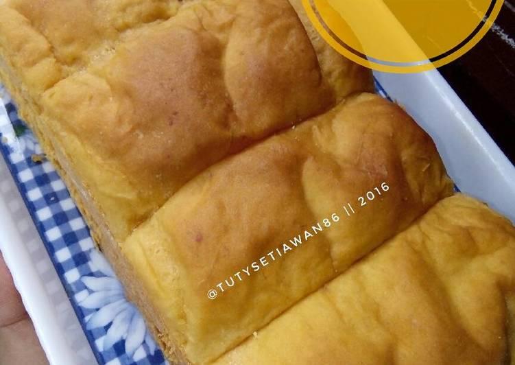 Resep Roti Sobek Kuning