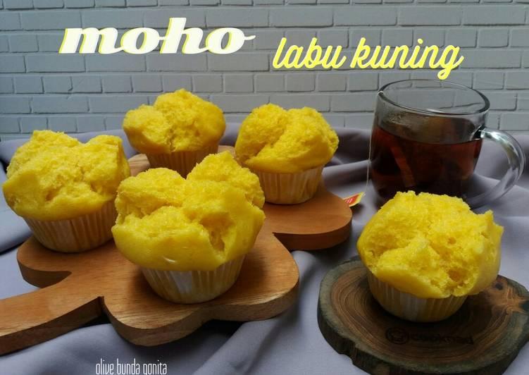 Resep Moho labu kuning