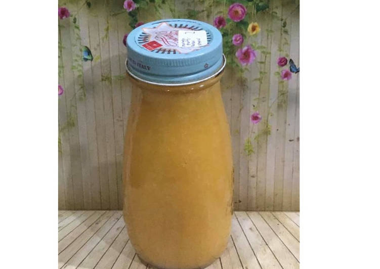 Resep Diet Juice Mango Banana Pineapple Grape