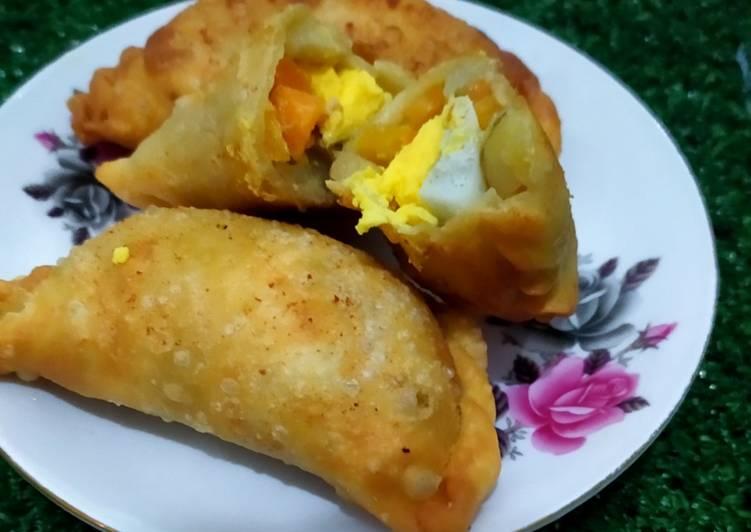 Resep Pastel Sayur Telur