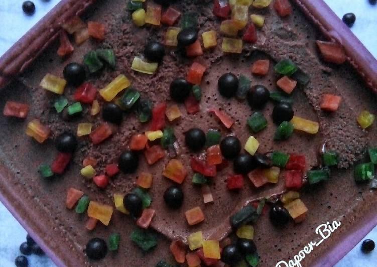 Resep Es Krim Cokelat Homemade
