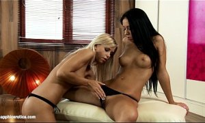 Sapphic erotica hot pants 4