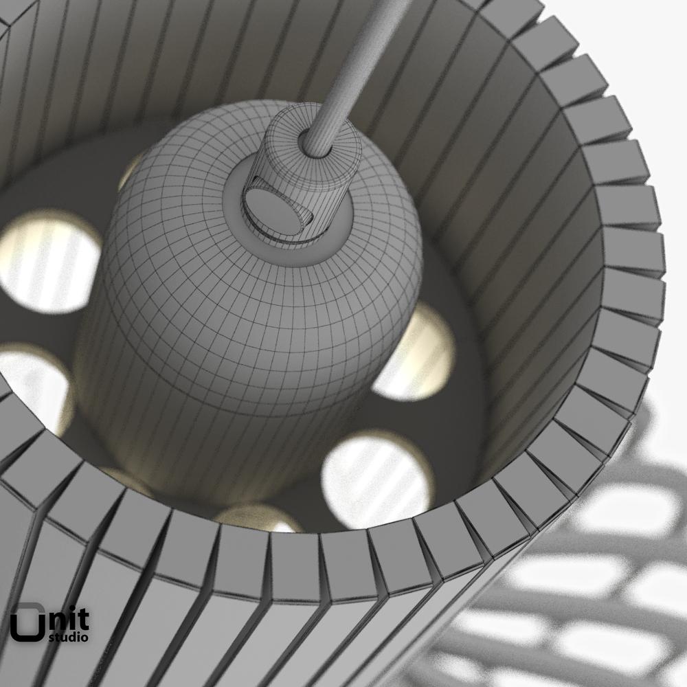 Octo 4240 Pendant Light