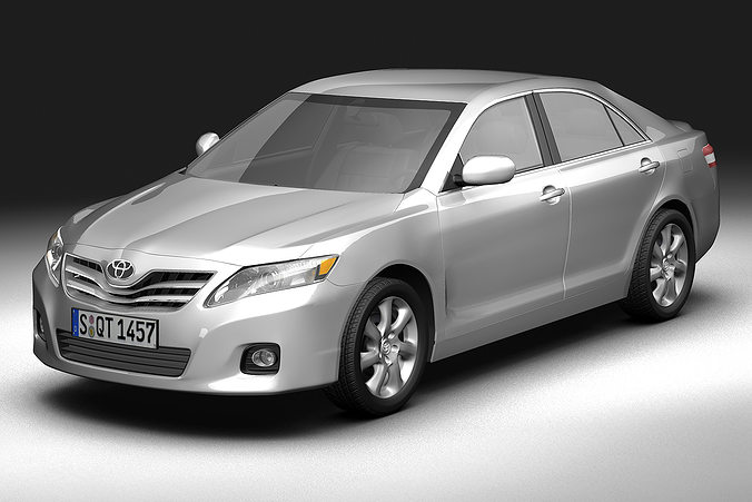 Camry 2010 Toyota 3 Sse