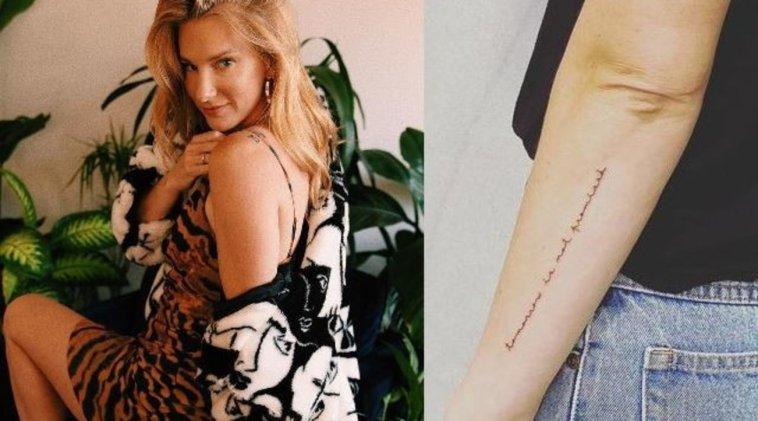 Ad un anno dalla morte, Heather Morris ricorda Naya Rivera con un tatuaggio