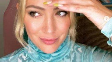 """Hilary Duff positiva al Coronavirus: """"La variante Delta è una str***"""""""
