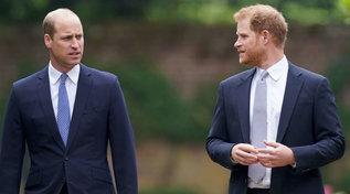 Harry e William insieme… per l'omaggio al principe Filippo in un nuovo documentario