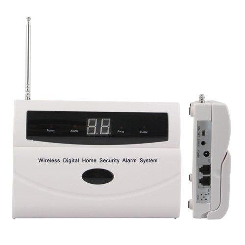 Wireless Digital Home Security Alarm System Jinhuicong