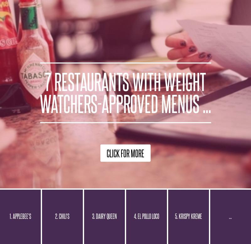 Weight Pre Meals Watchers Made