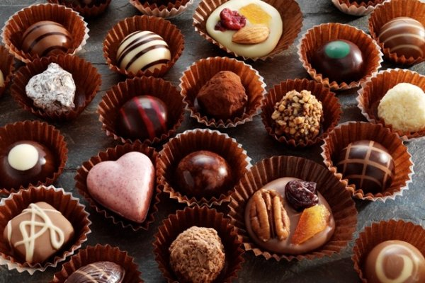 Chocolate 50 High Calorie Foods To Help You Gain Weight