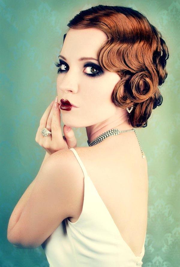 Date Night Pin Girl Hair