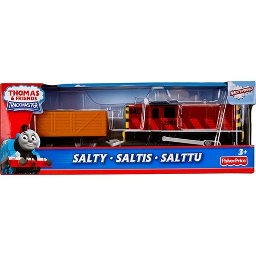 Thomas And Friends Trackmaster Salty
