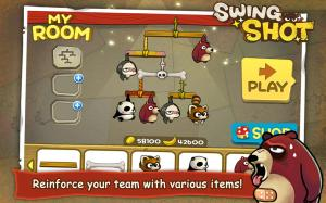 Android Swing Shot Screen 4