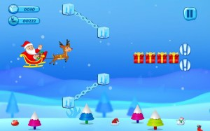 Android Flying Santa Claus Screen 8
