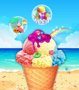 Android Food Maker! Beach Party Screen 8