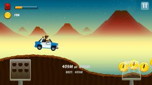 Android Hill Racing: mountain climb Screen 7