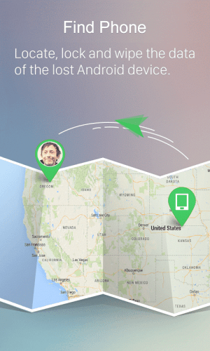 Android AirDroid: Remote access & File Screen 8