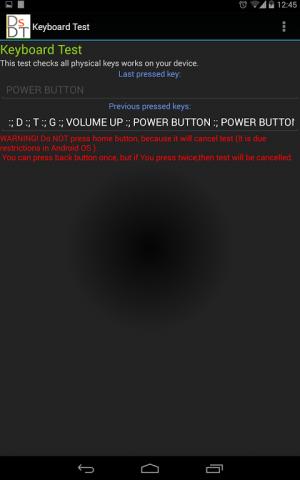 Android Doms Diagnostic Tools Screen 5