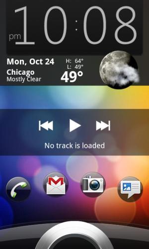 Android WidgetLocker Lockscreen Screen 2