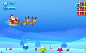 Android Flying Santa Claus Screen 7