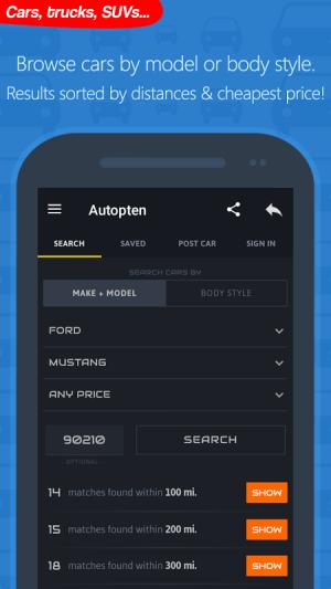 Android com.autopten.cheapcarsforsale Screen 21