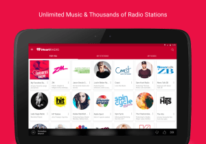 Android iHeartRadio Free Music & Radio Screen 12