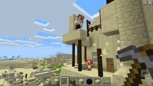Android Minecraft: Pocket Edition Screen 4