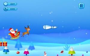 Android Flying Santa Claus Screen 10