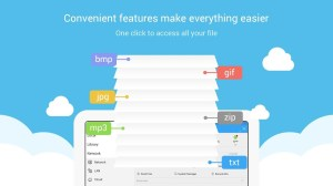 Android ES File Explorer File Manager Screen 6