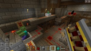 Android Minecraft: Pocket Edition Screen 3