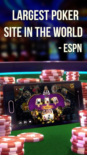 Android Zynga Poker Screen 17