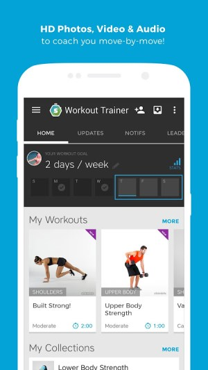 Android Workout Trainer: fitness coach Screen 22