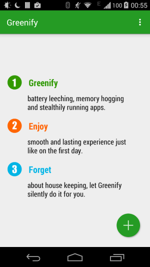Android Greenify Screen 5